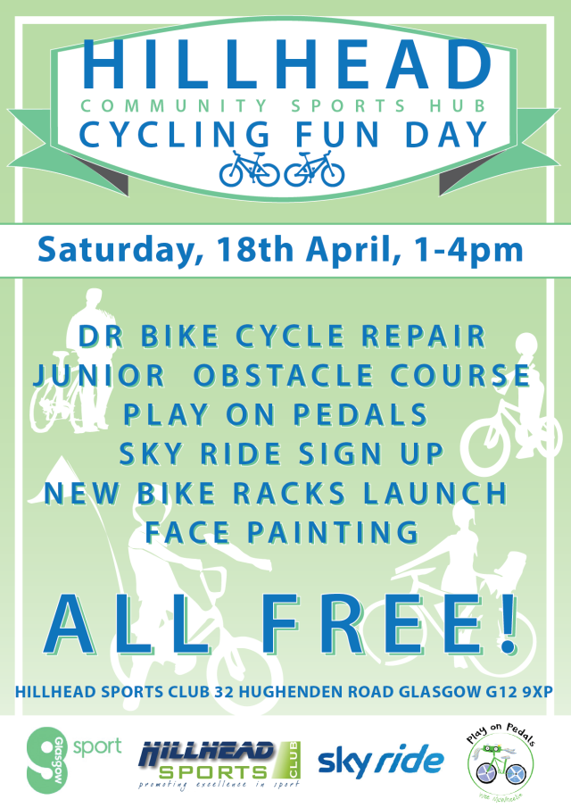 Hughden Sports Centre Cycle Day 0.4-01-1